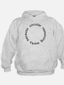 Circular Reasoning Hoodie