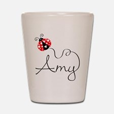 Ladybug Amy Shot Glass