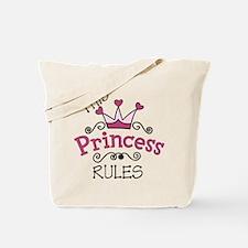 This Princess Rules Tote Bag