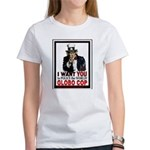 Globo Cop Women's T-Shirt