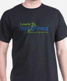 Learn To Run Strong T-Shirt
