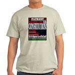 A Patriot is Loyal Ash Grey T-Shirt