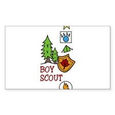 Boy Scout Decal