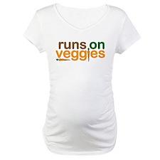 Runs on Veggies Shirt