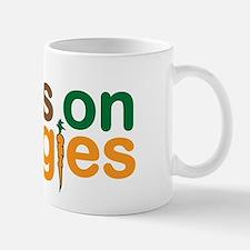 Runs on Veggies Mug