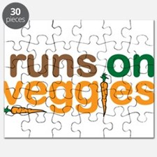 Runs on Veggies Puzzle