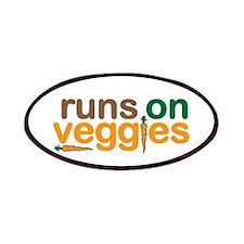 Runs on Veggies Patches
