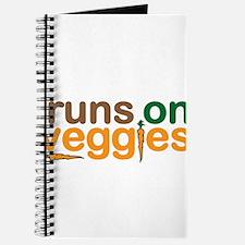 Runs on Veggies Journal