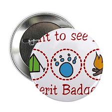 """Merit Badges 2.25"""" Button"""