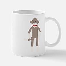 Happy Sock Monkey Mug