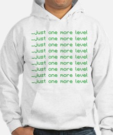 One more level Jumper Hoody