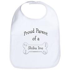 Proud Parent of a Shiba Inu Bib