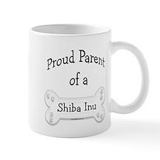 Proud Parent of a Shiba Inu Mug