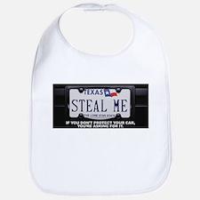 Steal Me Bib