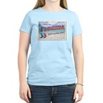 Florida - Women's Pink T-Shirt