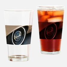 Summer Tan Drinking Glass