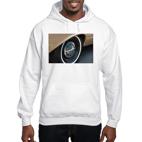 Summer Tan Hooded Sweatshirt