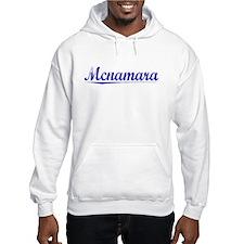Mcnamara, Blue, Aged Hoodie