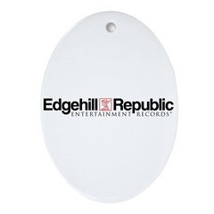Edgehill Republic Ornament (Oval)