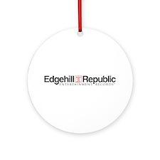 Edgehill Republic Ornament (Round)