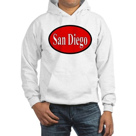 San Diego Hooded Sweatshirt