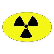 Radioactive Decal