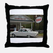 Esso Expresso Throw Pillow