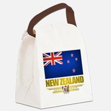 New Zealand (Flag 10) 2.png Canvas Lunch Bag