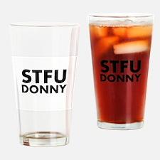 STFU Donny - Big Lebowski Drinking Glass