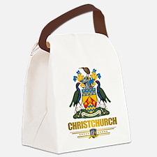 Christchurch (Flag 10) 2.png Canvas Lunch Bag