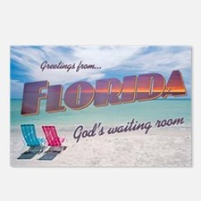 Florida - Postcards (Package of 8)