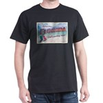 Florida - Black T-Shirt