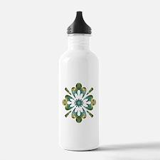 Abundance Wow Flower Water Bottle