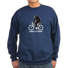 Bigfoot Rides Sweatshirt