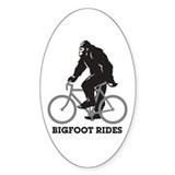 Mountain bike Bumper Stickers