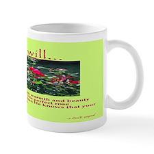 God Will... Mug