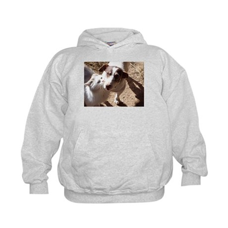 Its whats on the inside that counts Kids Hoodie