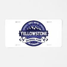 Yellowstone Midnight Aluminum License Plate