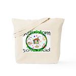 Stylish Maternity Tote Bag