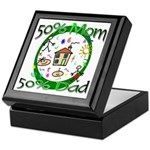 Stylish Maternity Keepsake Box