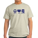 Peace Love Arizona Light T-Shirt
