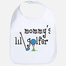Mommys Lil Golfer Bib