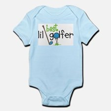 Best Lil Golfer Infant Bodysuit