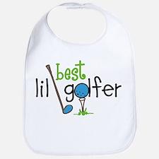 Best Lil Golfer Bib