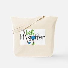 Best Lil Golfer Tote Bag