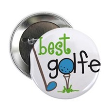 "Best Lil Golfer 2.25"" Button"