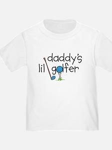 Daddys Lil Golfer T