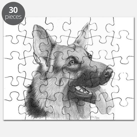 German Shepard Puzzle