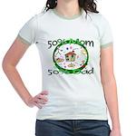 Stylish Maternity Jr. Ringer T-Shirt