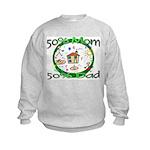 Stylish Maternity Kids Sweatshirt